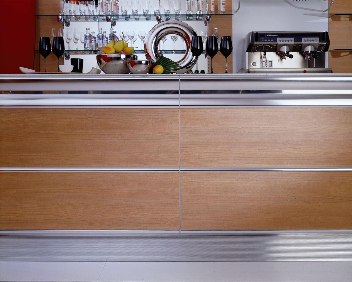 Arredo bar modello smart for Smart arredo