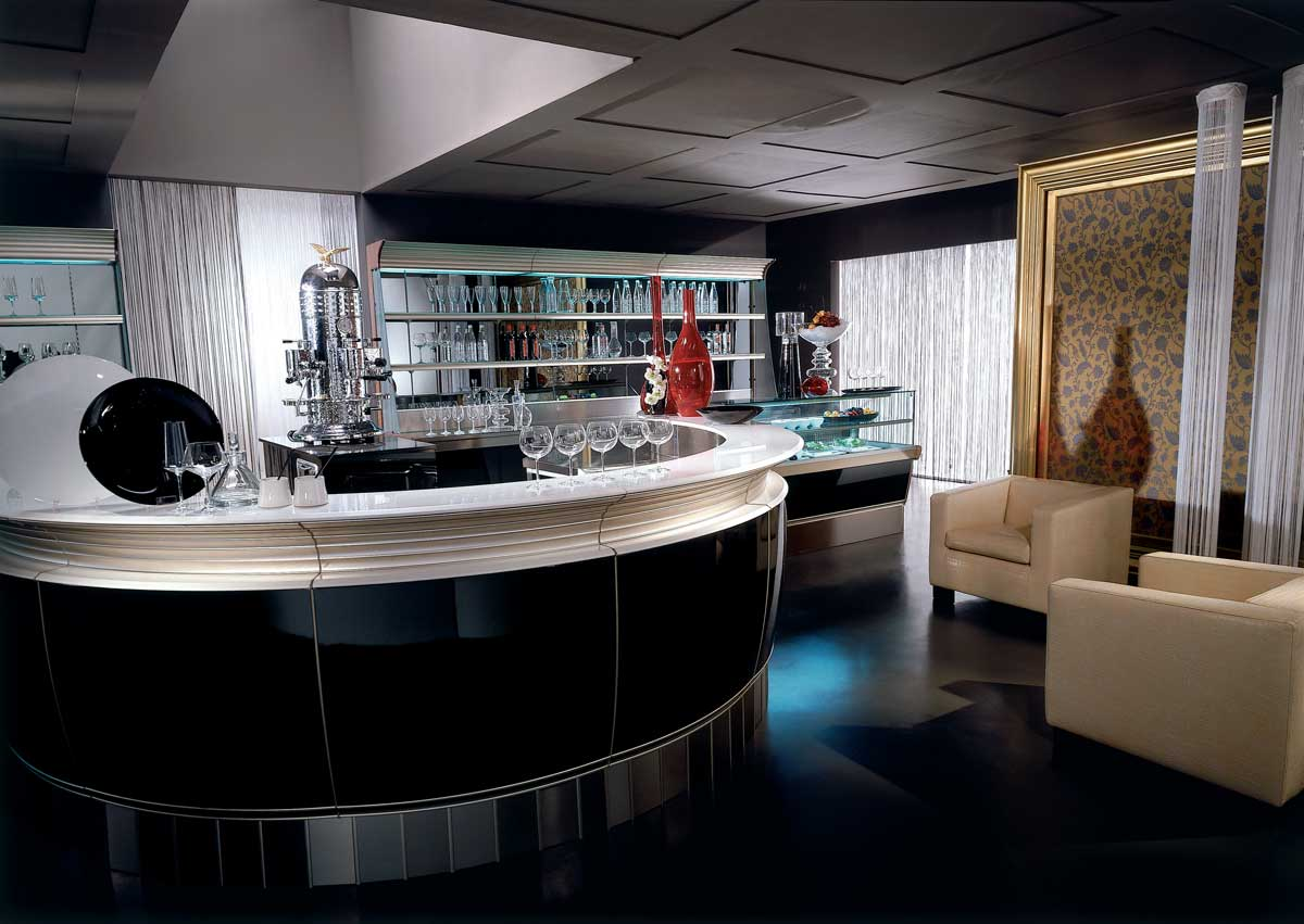 Arredo bar modello tiffany for Ritacca arredo bar