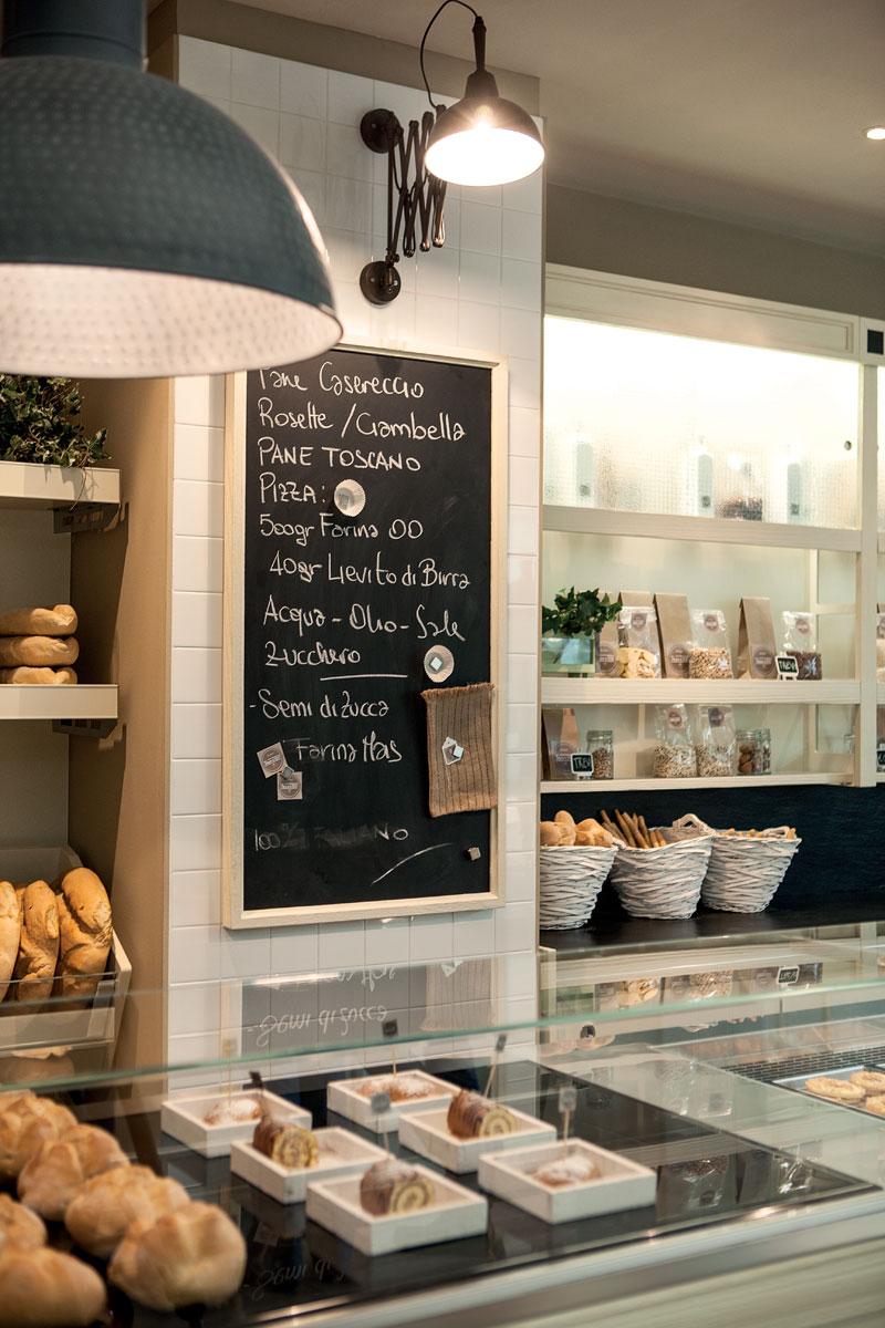 Arredo bar modello trevi for Fourniture pour restaurant