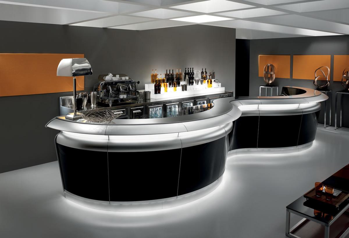 Arredo bar modello tucano fly for Bar arredamento