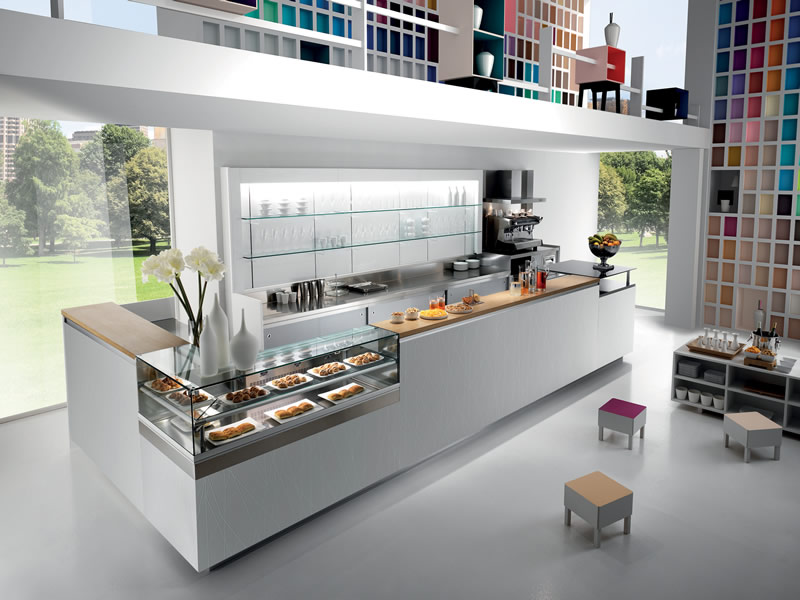 Arredo Bar modello STUDIO 12