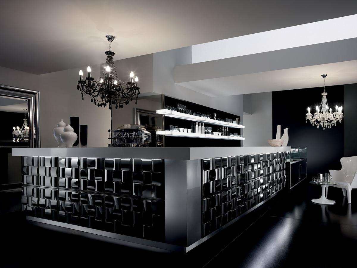 Arredo bar modello gallery frigomeccanica for Arredo bar tonolli