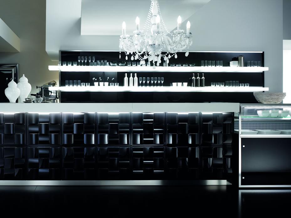 Arredo bar modello gallery frigomeccanica for Arredamento bar usato milano