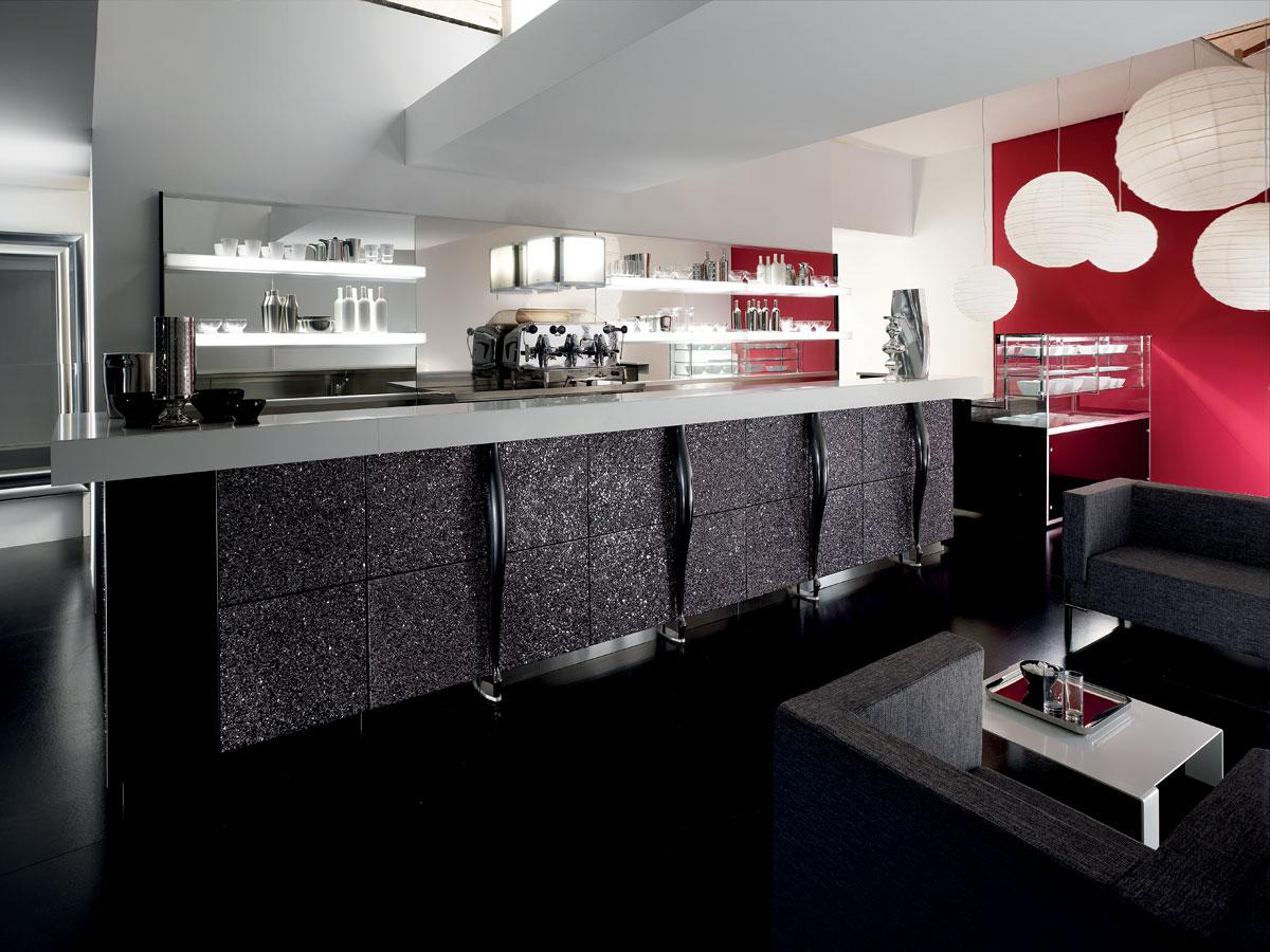 Arredo bar modello gallery frigomeccanica for Ritacca arredo bar