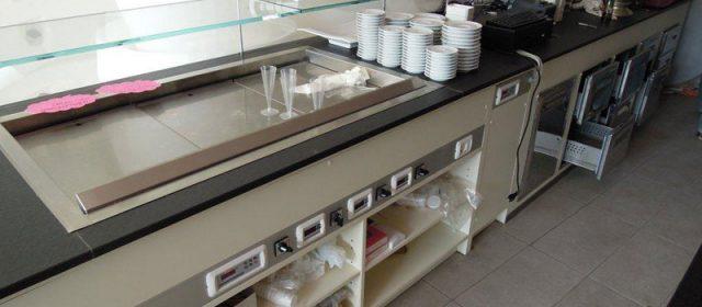 Arredo bar archivi pagina 5 di 6 frigomeccanica for Arredamento bar tabacchi usato