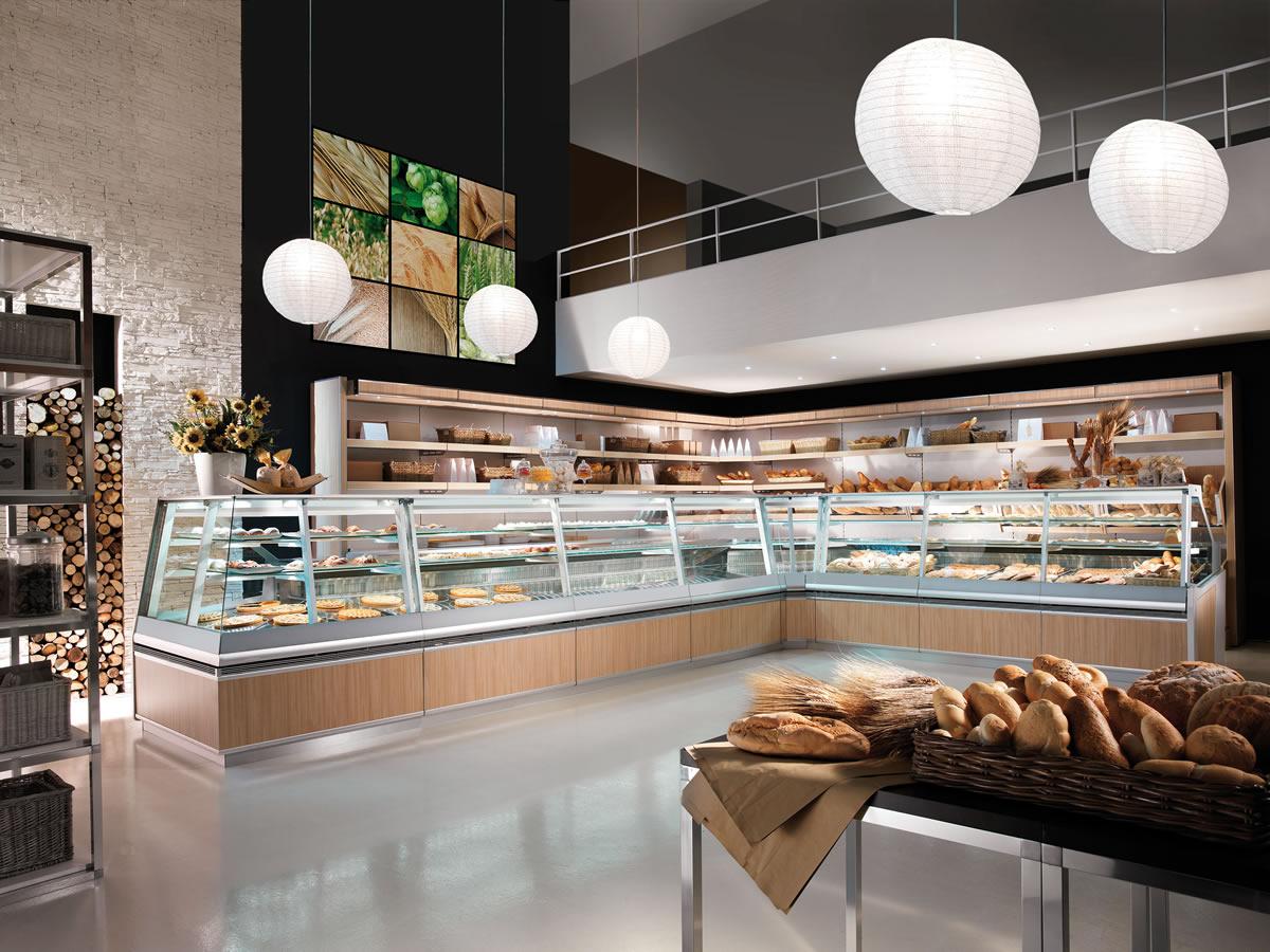Arredamento per panetteria una scelta tra design e tecnologia for Arredamento panetteria