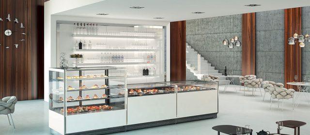 Banchi frigoriferi per Bar e Gelateria