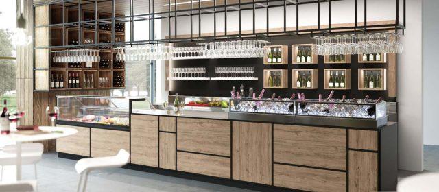 Come arredare un bar in stile moderno