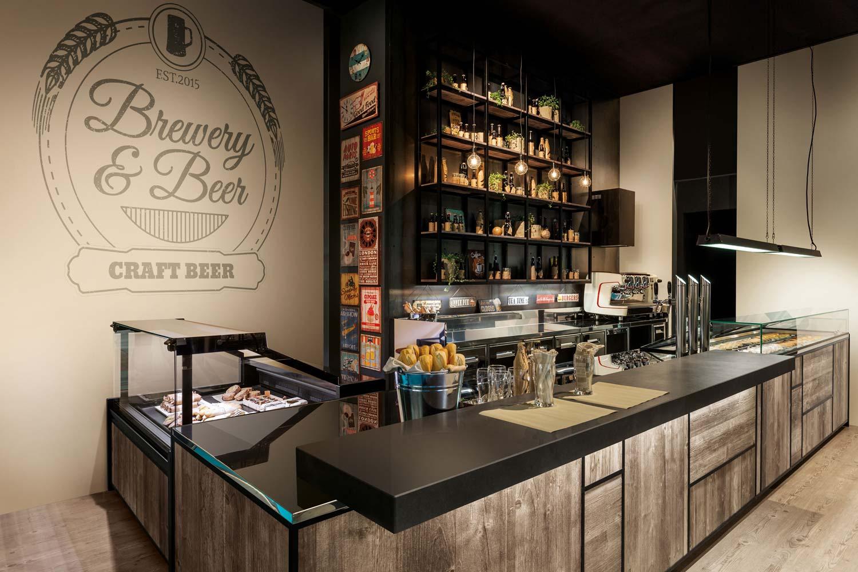 Popolare Come arredare un Bar - Guida e Consigli utili SE88