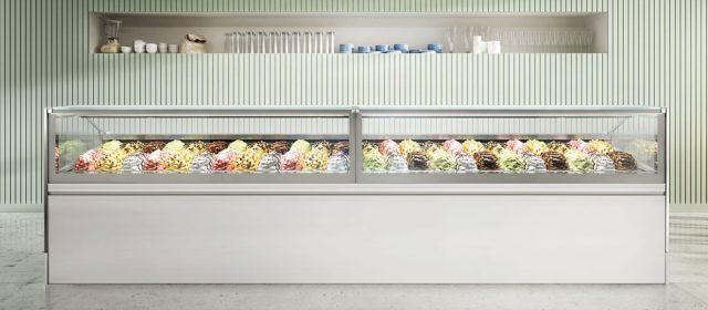 Vetrine gelato: dall'arredo gelateria di design alla tecnologia di refrigerazione