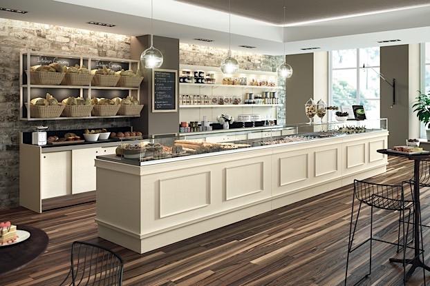 Come scegliere il banco bakery per bar panetteria e for Negozi mobili perugia arredamento