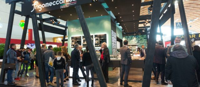 Frigomeccanica introduces new professional bar furnitures at Sigep 2018