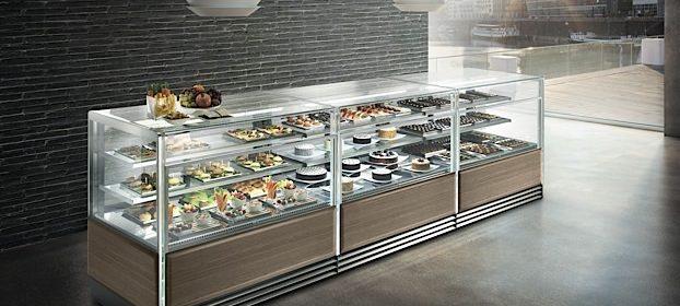 Come scegliere la vetrina refrigerata per pasticceria