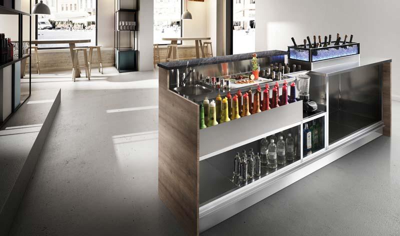 Workstation Cocktail