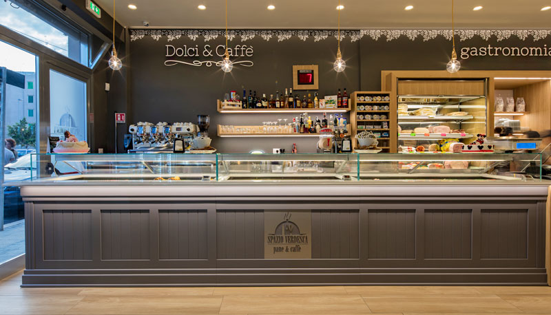 Arredamento Bar Stile Vintage : Realizzazione arredamenti per bar e caffetterie ama arredamenti