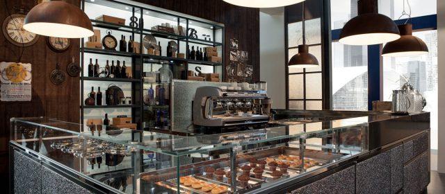 Come arredare una Caffetteria