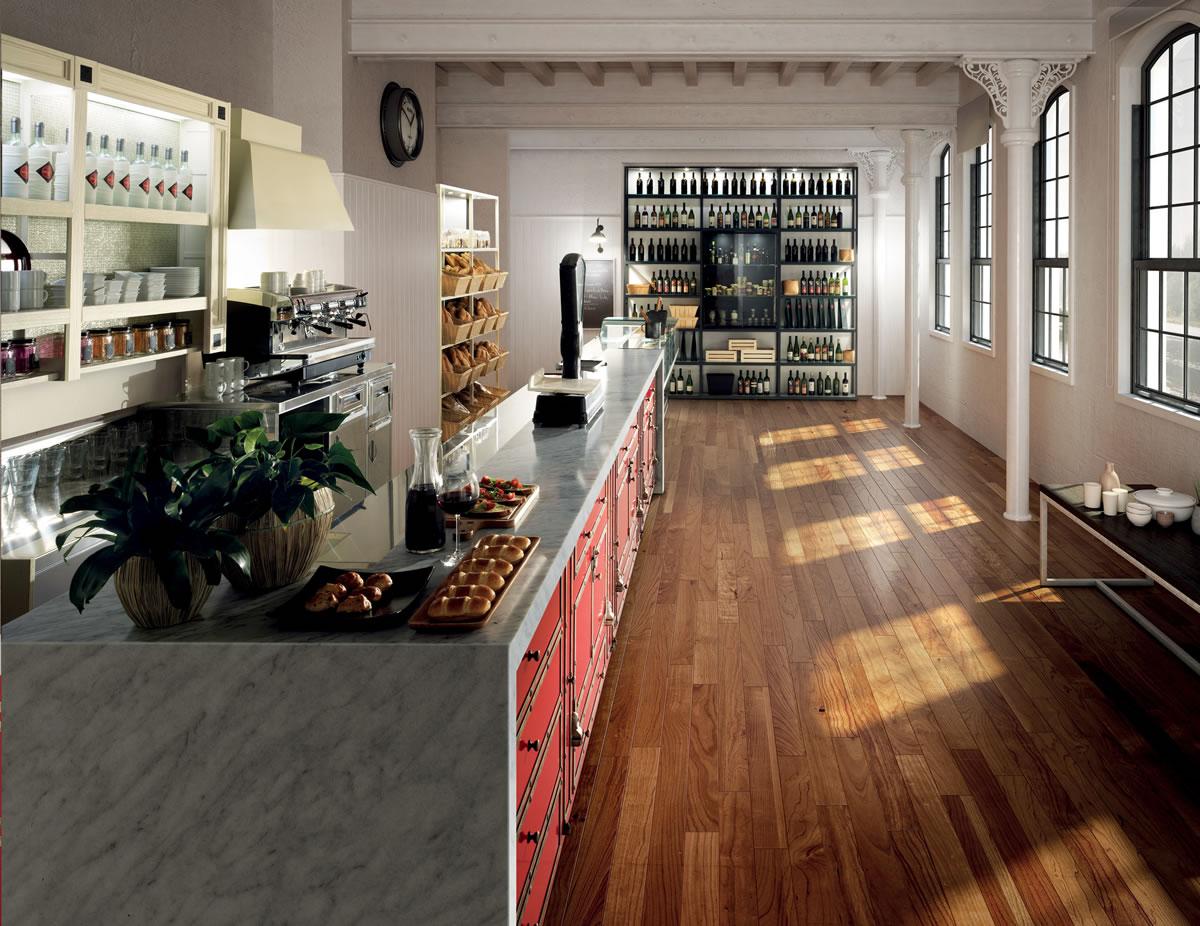 Come arredare un locale wine bar for Arredamento enoteca wine bar