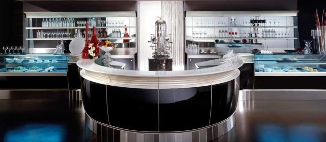 Arredare un bar in stile classico