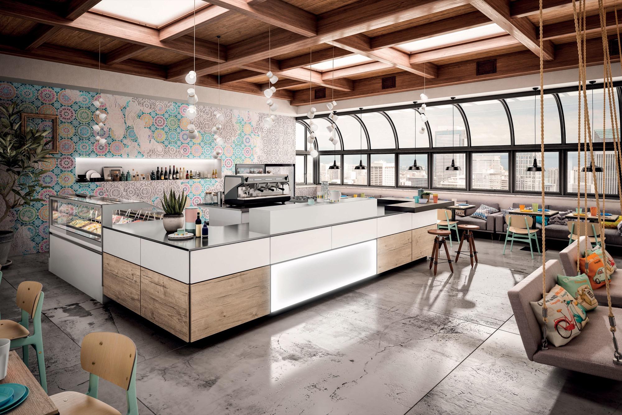 Colori Nuovi Per Tinteggiare Casa come scegliere i colori degli interni di un locale bar