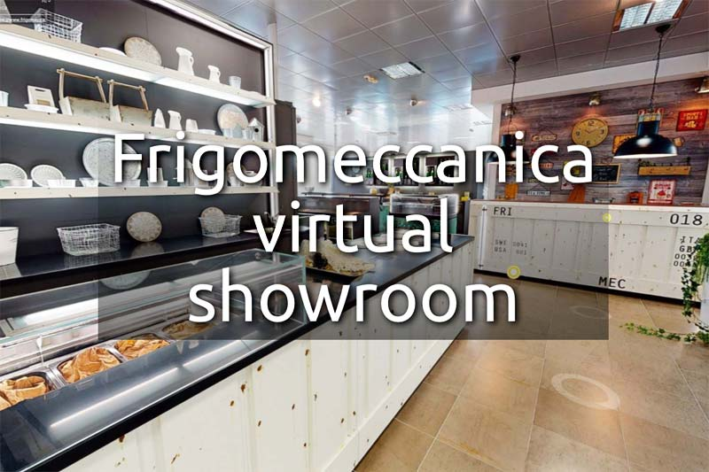 Frigomeccanica virtual showroom
